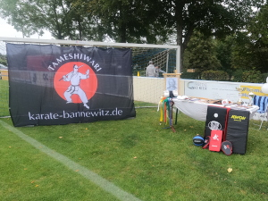 Vereinsfest des SV-Bannewitz